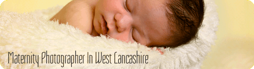 Maternity Photographer in West Lancashire