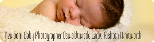 Newborn Baby Photographer Oswaldtwistle, Earby, Rishton & Whitworth