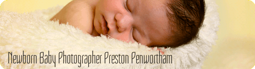 Newborn Baby Photographer Preston & Penwortham
