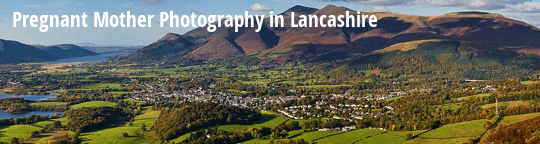 Pregnant Mother Photography in Lancashire