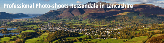 Professional Photo-Shoots Rossendale in Lancashire